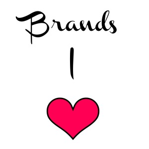 brands i love
